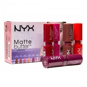 Стойкая матовая помада для губ NYX Matte Butte