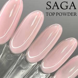 Пудровый топ Top Powder Saga  8 мл