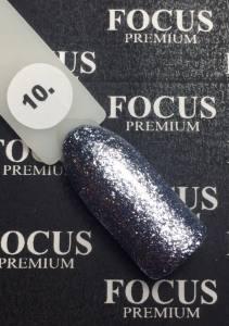 Гель лак Focus Titan Premium, 8 мл №10