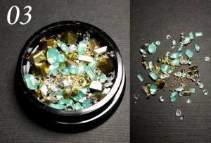 Набор декора Opal №3
