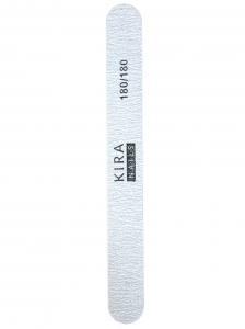 Пилочка Kira Nails эконом, прямая стандарт 180/180
