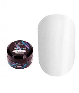 Белый гель для наращивания Komilfo Gel Premium Bright White 15 г