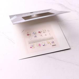 Наклейка Komilfo Color Art Sticker №KCA002