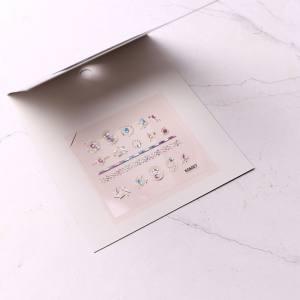 Наклейка Komilfo Color Art Sticker №KCA007