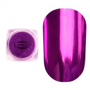 Втирка металлик Komilfo Mirror Powder №008, фиолетовый, 0,5 г