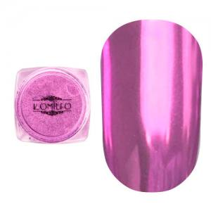 Втирка металлик Komilfo Mirror Powder №009, лиловый, 0,5 г