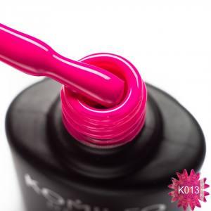 Гель-лак Komilfo Kaleidoscopic Collection K013 (розовая фиалка, неоновый), 8 мл