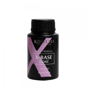 База Komilfo X-Base Coat – база для гель-лаку, 30 мл (бочонок)