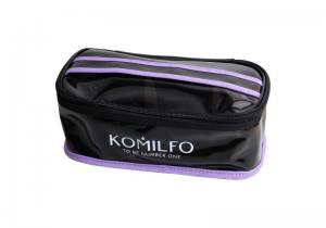 Косметичка Komilfo 24х12х9 см