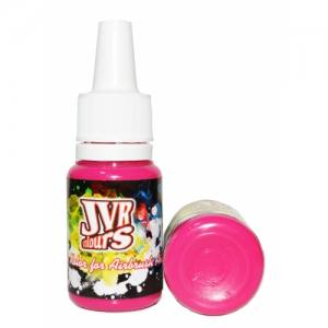 Краска для аэрографа розовая JVR Revolution Kolor, magenta #104,10 ml