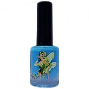Краска для стемпинга Mart 05 голубая 11мл