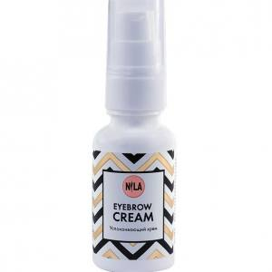 Крем после коррекции бровей Nila Eyebrow Cream успокаивающий, 30 мл