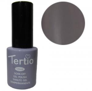 Гель-лак Tertio №111 болотно-серый 10мл