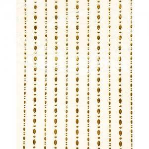 Лента на липкой основе золотая цепочка