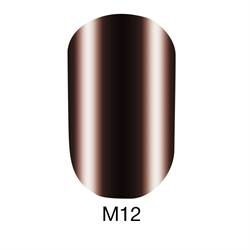 ГЕЛЬ-ЛАК NAOMI METALLIC COLLECTION, 6 МЛ №12