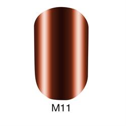 ГЕЛЬ-ЛАК NAOMI METALLIC COLLECTION, 6 МЛ №11
