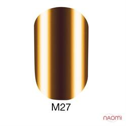 ГЕЛЬ-ЛАК NAOMI METALLIC COLLECTION, 6 МЛ №27