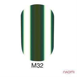 ГЕЛЬ-ЛАК NAOMI METALLIC COLLECTION, 6 МЛ №32