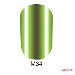 ГЕЛЬ-ЛАК NAOMI METALLIC COLLECTION, 6 МЛ №34