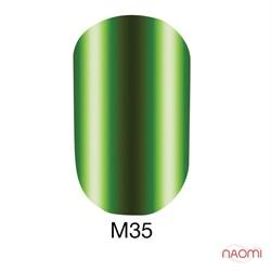 ГЕЛЬ-ЛАК NAOMI METALLIC COLLECTION, 6 МЛ №35