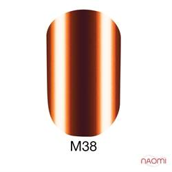 ГЕЛЬ-ЛАК NAOMI METALLIC COLLECTION, 6 МЛ №38