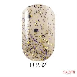 Гель-лак Naomi brilliant COLLECTION, 6 мл. №232
