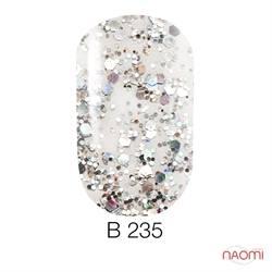 Гель-лак Naomi brilliant COLLECTION, 6 мл. №235