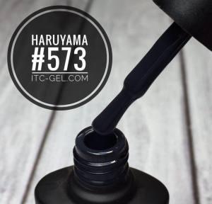 Гель-лак Haruyama Классика №573, графитовый, 8 мл