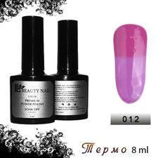 Термо гель-лак Premium лилово-багровый 12