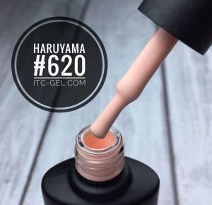 Гель-лак Haruyama Классика №620, перенковый, 8 мл