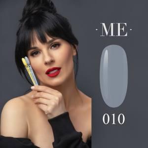 Гель-лак F.O.X Masha Efrosinina №010 (серый, эмаль), 7 мл