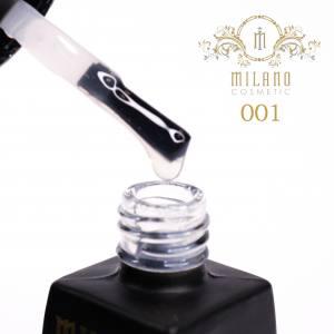 Гель-лак Milano 12мл Milk коллекция №1