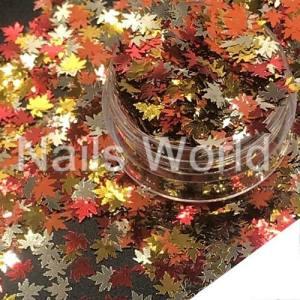 Декор для ногтей Nails World Микс Осень №002