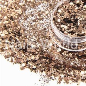 Микс  бриллиант баночка 2.5г 019