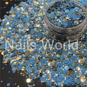 Микс  бриллиант баночка 2.5г 040