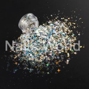 Микс Рождественский Nails World №010