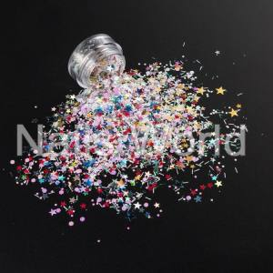 Микс Рождественский Nails World №005