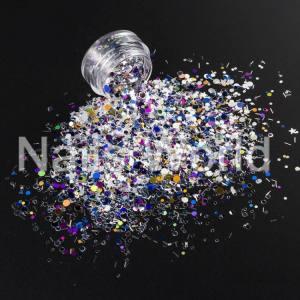Микс Рождественский Nails World №009
