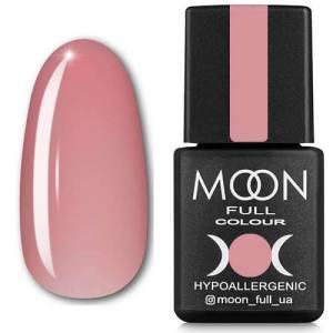 French Base MOON FULL №001 (светло-розовый, эмаль), 8 мл