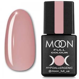French Base MOON FULL №003 (розовый персик, эмаль), 8 мл