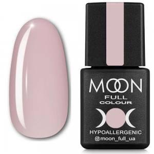 French Base MOON FULL №006 (бело-розовый, эмаль), 8 мл