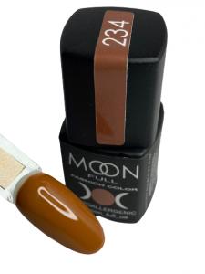 Гель-лак MOON FULL color Gel polish №234 молочный шоколад