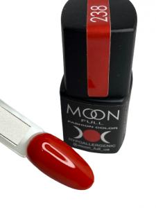 Гель-лак MOON FULL color Gel polish №238 классический красный