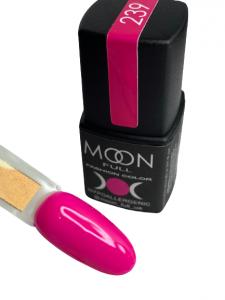 Гель-лак MOON FULL color Gel polish №239 розовый барби