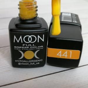 Гель-лак Moon Full Beeze 441 8мл