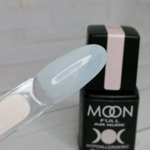 Гель-лак Moon Full Air Nude 01 8мл