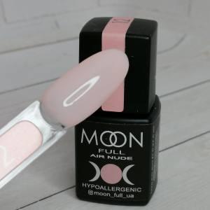 Гель-лак Moon Full Air Nude 12 8мл