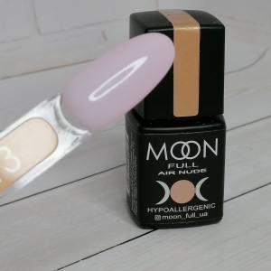 Гель-лак Moon Full Air Nude 13 8мл