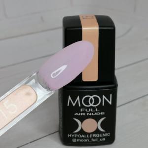 Гель-лак Moon Full Air Nude 15 8мл