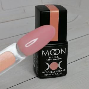 Гель-лак Moon Full Air Nude 17  8мл